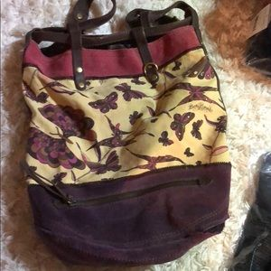 Lucky Brand Bag Backpack Gorgeous